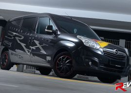 Sonic Delivery (Opel Combo)