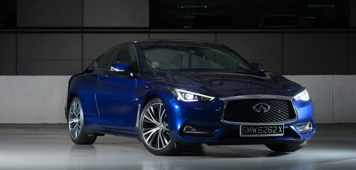 Sounding Out the Infiniti Q60