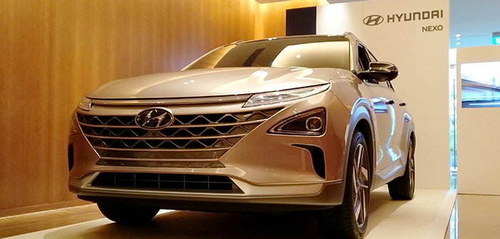 This Hyundai SUV combines the best of fossil fuel and electric power