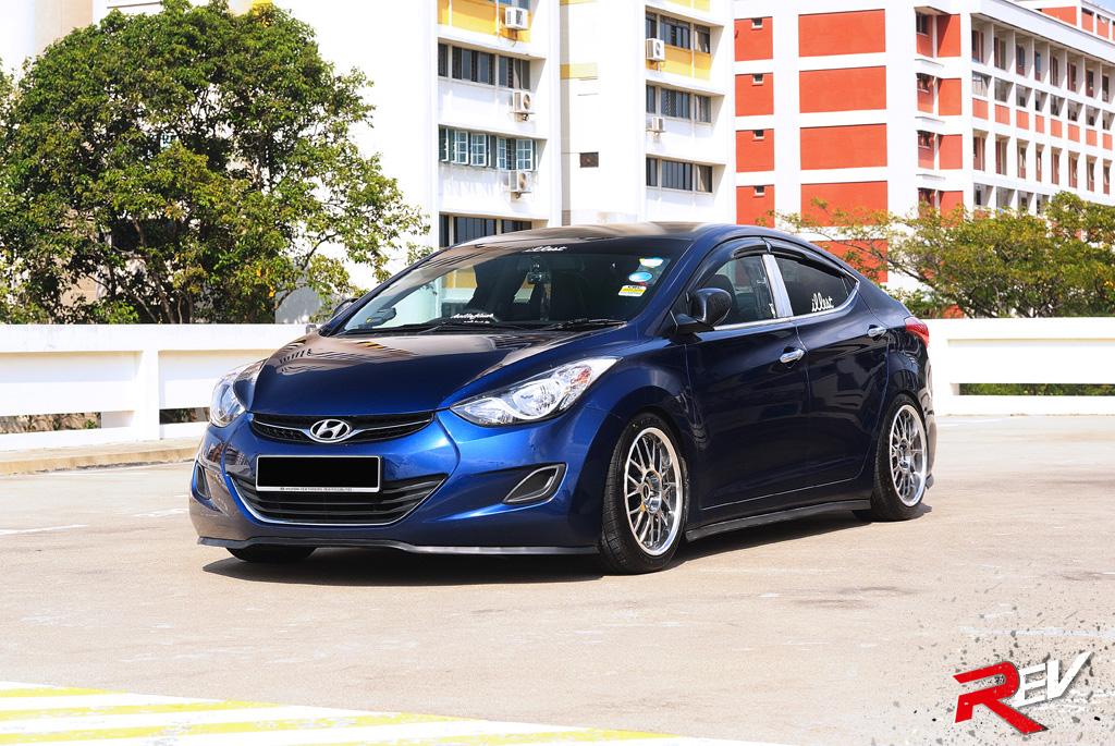 Style Icon Hyundai Elantra