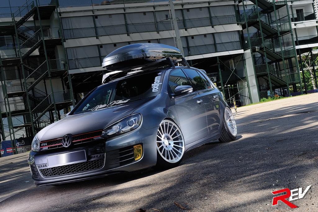 Surf S Up Volkswagen Golf Gti Mk6