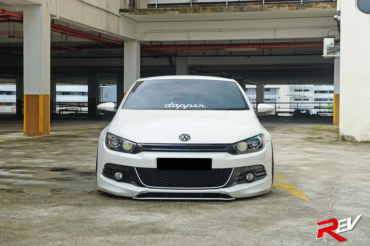 State Of Stance Vw Scirocco