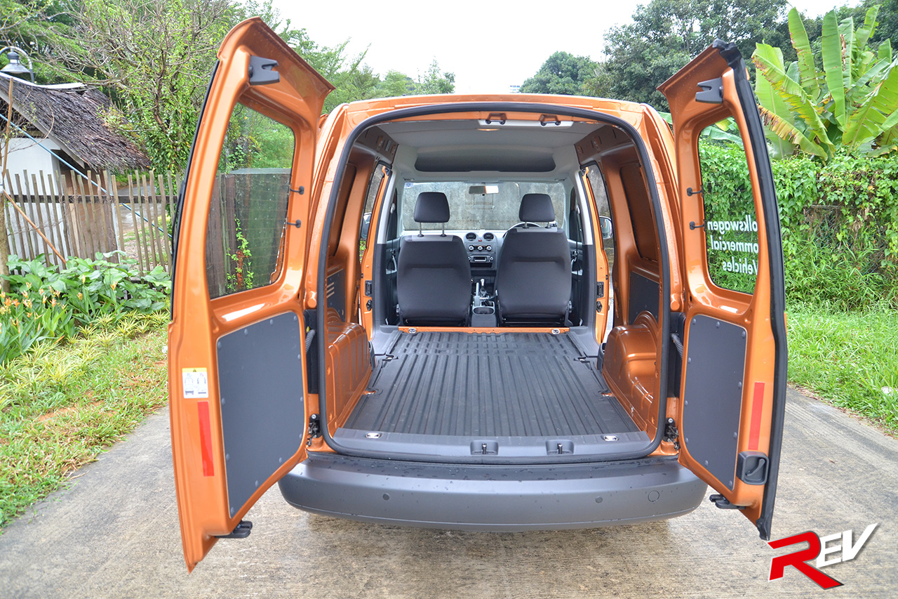 space age volkswagen caddy. Black Bedroom Furniture Sets. Home Design Ideas