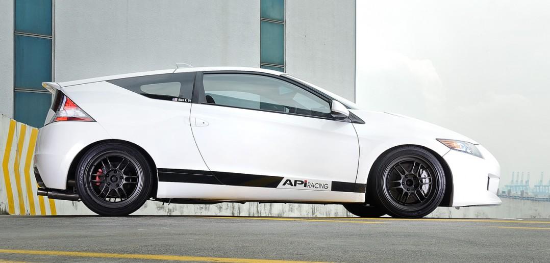 Hybrid Fury (Honda CR-Z)