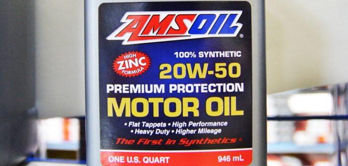 Ams Oil 20w 50 Motor Oil