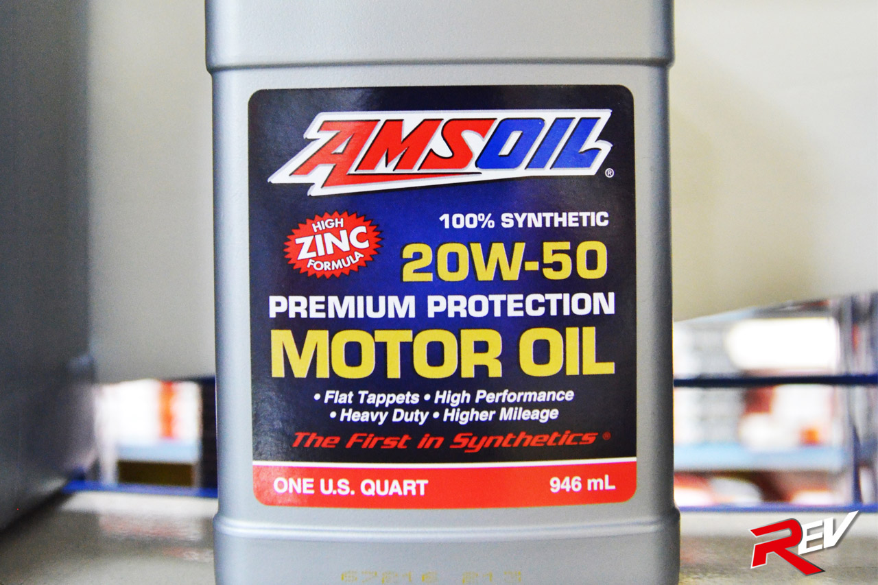Ams oil 20w 50 motor oil for Best non synthetic motor oil