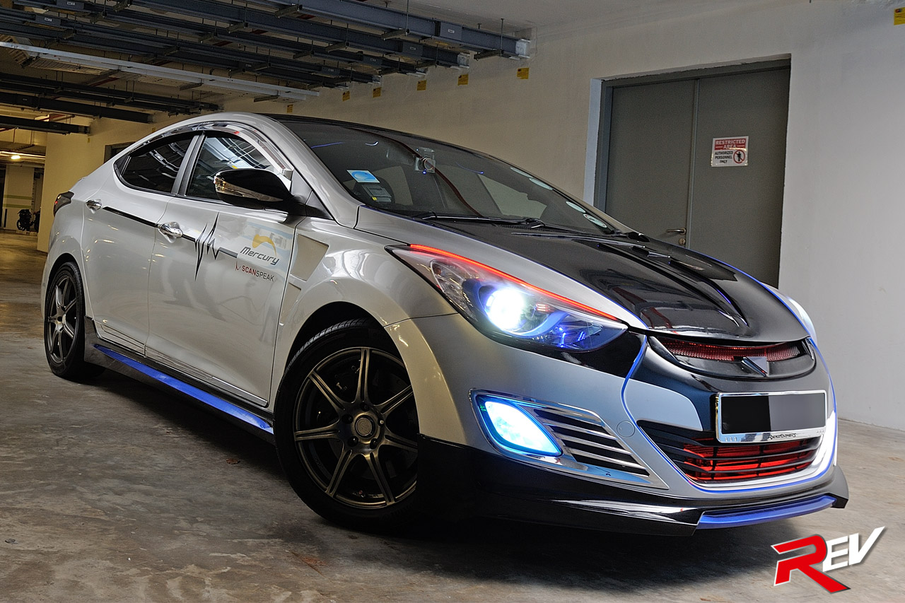 Hyundai Elantra Coupe Modified Www Imgkid Com The Image Kid Has It
