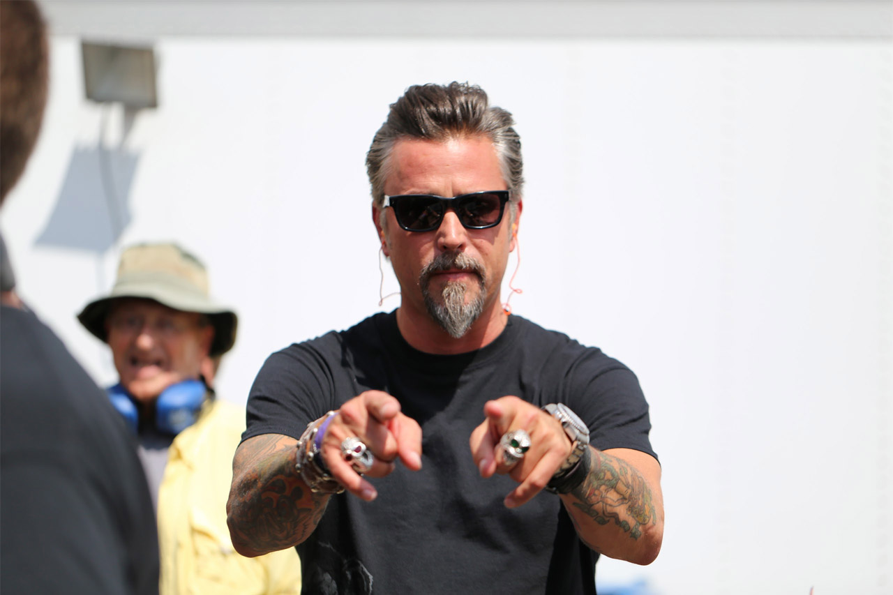 ... are at: Home » Features » Talk » Fast N' Loud: Richard Rawlings