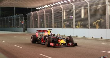 Singapore To Host The Formula 1 Until 2021