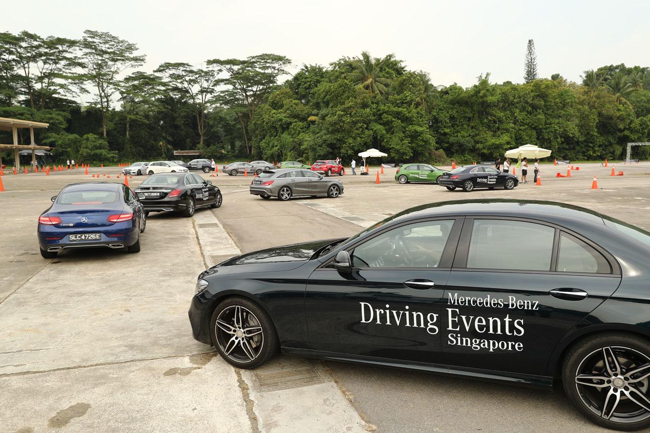 Mercedes benz driving events 2016 for Mercedes benz events