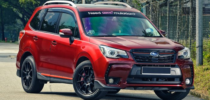Subaru Announces Recall