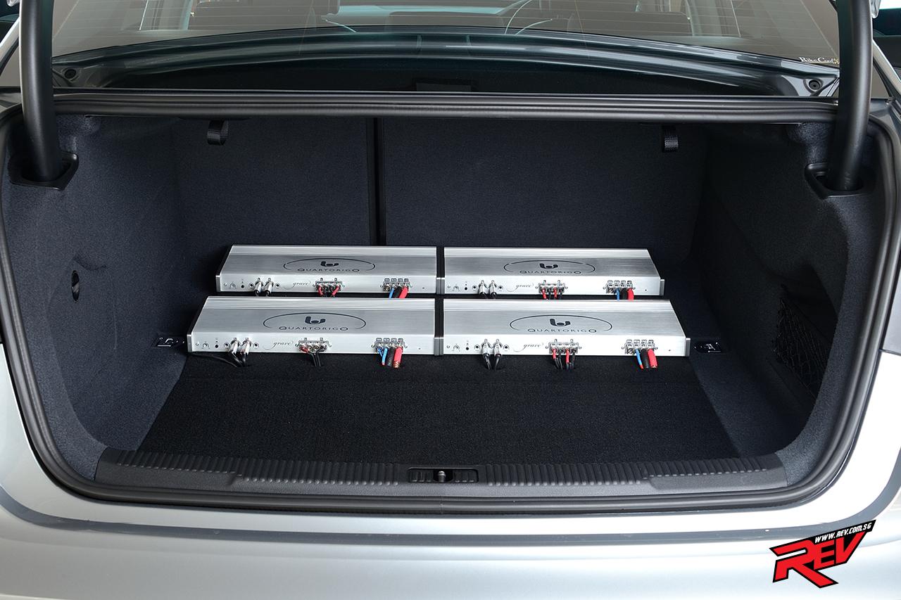 Audio Affection Audi A6