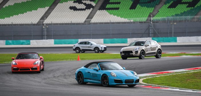 Porsche Asia Pacific kicks off Licence to Thrill Campaign
