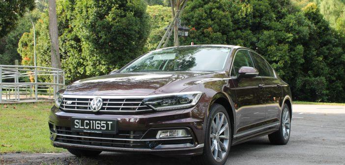 "The ""PassaR"" (Volkswagen Passat 2.0 TSI R-Line)"