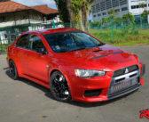 A Life Of Thrill (Mitsubishi Lancer Evolution X)