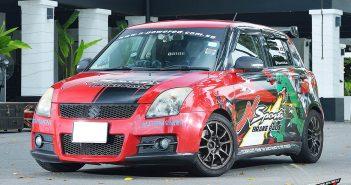 Swiftzilla (Suzuki Swift Sport)