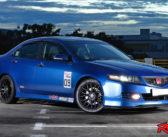 Blues & Bullets (Honda Accord Euro R)