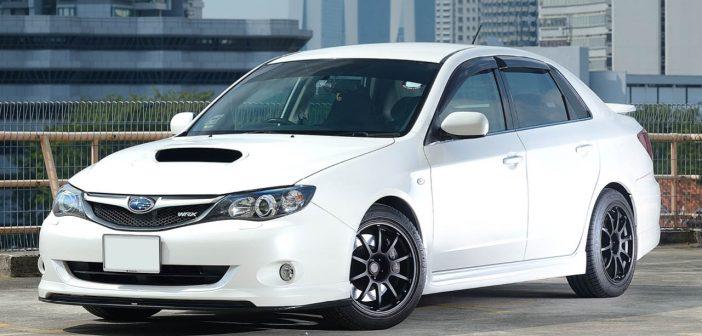 Audiosaurus Rex (Subaru Impreza WRX)