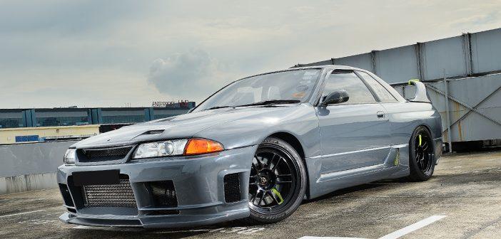 The Sky Is The Limit (Nissan Skyline GT-R)