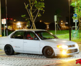 Mini Lexus (Toyota Corolla E101)