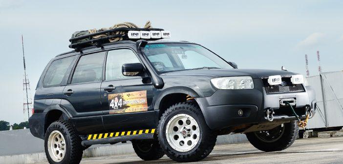 Husky Express (Subaru Forester)