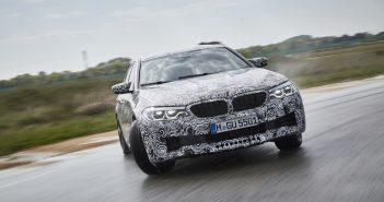New M5 To Have 4WD