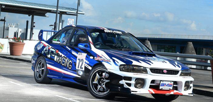 Track Fantasy (Subaru Impreza WRX)