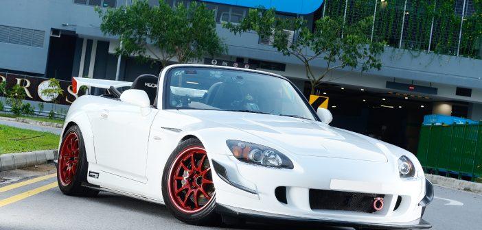 Scream 2000 (Honda S2000)