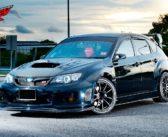 Sith Power (Subaru Impreza WRX)