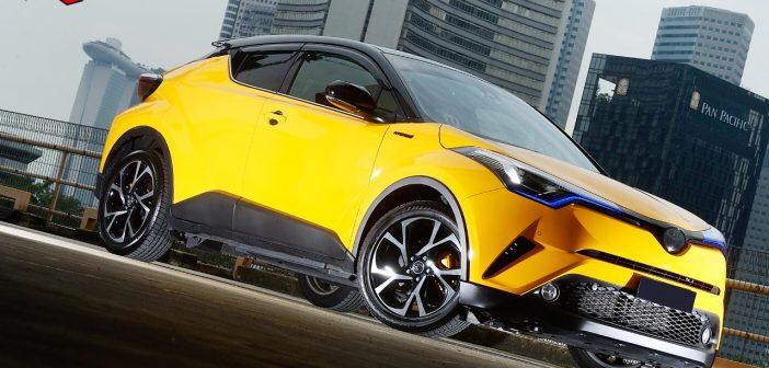 High Rider (Toyota CH-R)