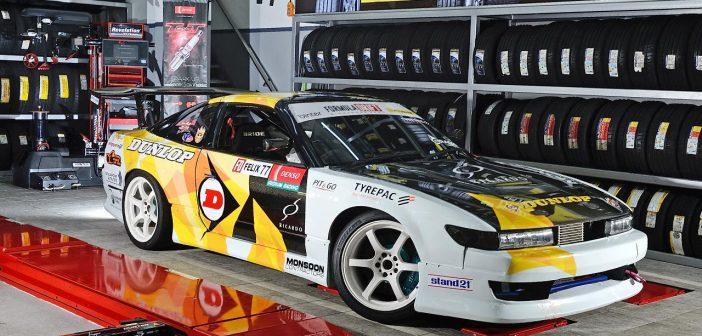 Drift Mission (Nissan 180SX)