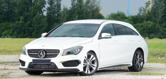 Super Star (Mercedes-Benz CLA Shooting Brake)