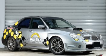 The Zing's Sting (Subaru Impreza WRX)