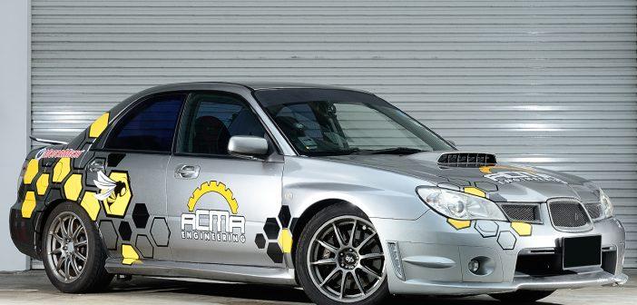 The Zing's Sting (Subaru Impreza WRX)