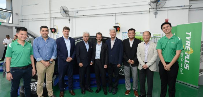 Tyreplus' First Foray into South East Asia