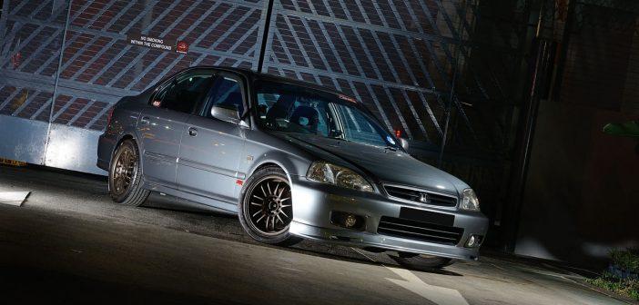 Timeless Classic (Honda Civic EK4 SiR)