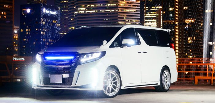 Boss Mode (Toyota Alphard)
