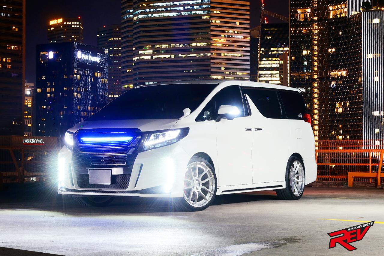 Kelebihan Toyota Alphard 2018 Tangguh