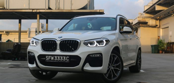 Bigger And Better? (BMW X3)