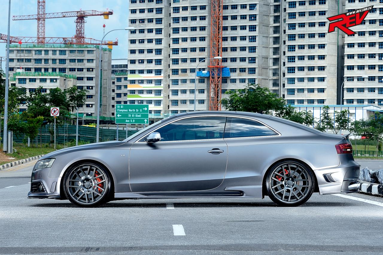 Kelebihan S5 V8 Top Model Tahun Ini