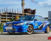 Boxkhana (Subaru WRX)