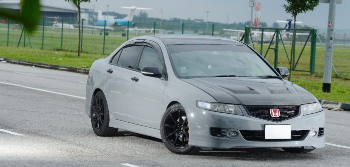 Euro Fighter (Honda Accord Euro R)