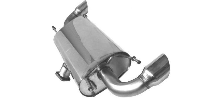 Bastuck Catback Exhaust