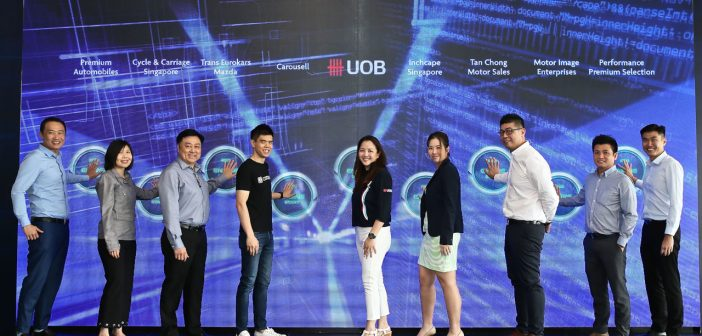UOB Launches Digital Financing Solution