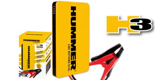 Hummer Jump Starter Power Bank H3