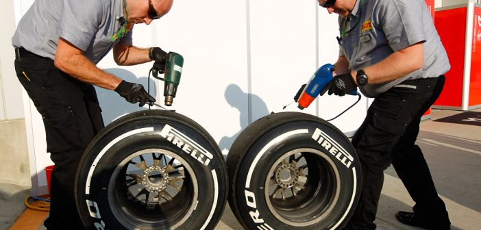 Pirelli's Track To Street Technology