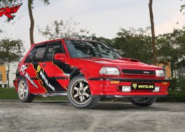 Wish Upon A Star (Toyota Starlet)