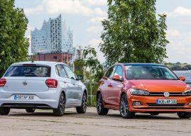 New VW Polo Has Arrived