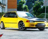 Fifth Element (Honda Civic VTI 3M)