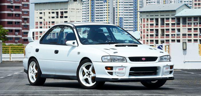 Rally Legacy (Subaru Impreza WRX STI)
